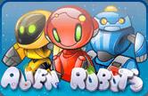 Играть в Вулкане Alien Robots