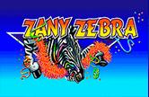 Zany Zebra играть в Вулкан